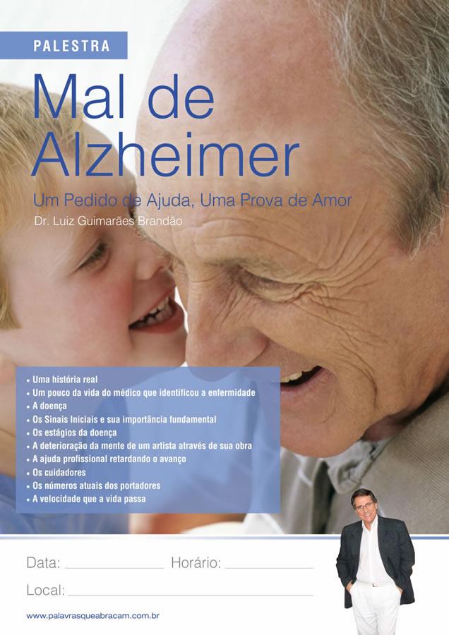 Palestra - Mal de Alzheimer
