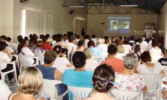 Palestra apresentada na Pastoral da Saúde de Caxambu