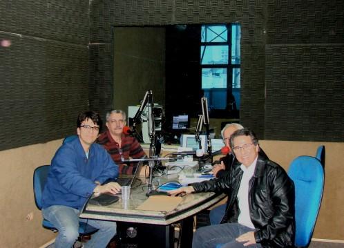 Entrevista a Rádio 90.3 FM em São José dos Campos
